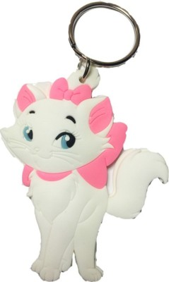 CTW Hello Kitty Rubber Big Key Chain