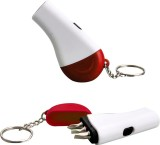Shadow Fax Keychain with Toolkit & Torch...
