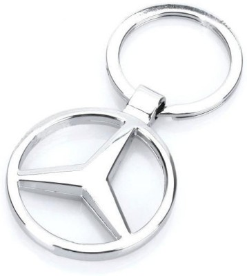 GCT Mercedes Benz Logo Metal Key Chain Key Chain