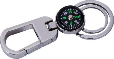 Spotdeal SDL215 Hook Compass Key Chain Locking Key Chain