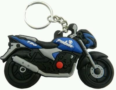 mapple pulsar bike silicon rubber.jpeg Key Chain