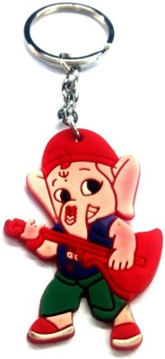 Ezone Bal Ganesh Key Chain Key Chain