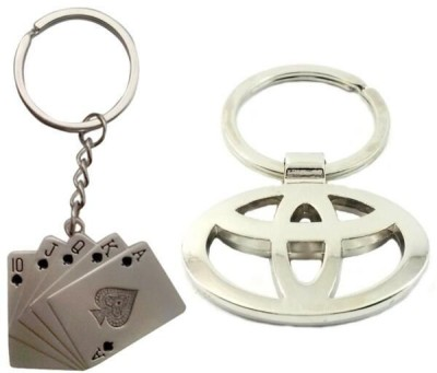 i-gadgets Playingcards Toyota Key Chain