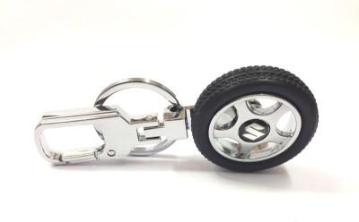 Kairos Suzuki Tyre Rotary Wheel Key Chain