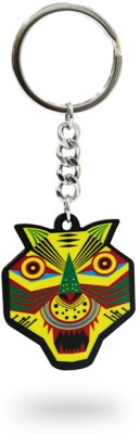 Mad(e) in India Tiger Key Chain
