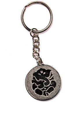 JDK Shree Ganesha Design Key Chain
