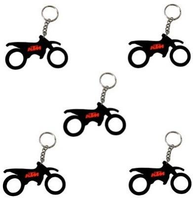 Abzr Ktm Bikee Key Chain Set Of 5 Key Chain