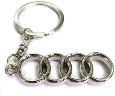 Mapple audi metal keychain Key Chain