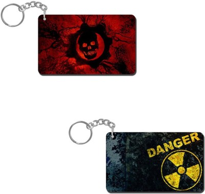 Lovely Collection I Am Danger Key Chain