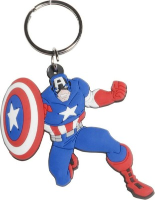 Mapple CAPTAIN AMERICA KEYCHAIN Key Chain