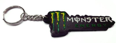 Aditya Traders monster energy silicon keychain Key Chain