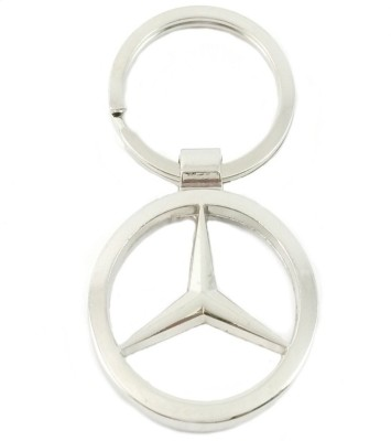 Oyedeal Mercedes Full Metal Key Chain