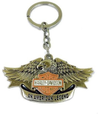 Aura Harley Davidson Bike Full Metal Imported Key Chain