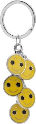 Bajya Smileys Key Chain