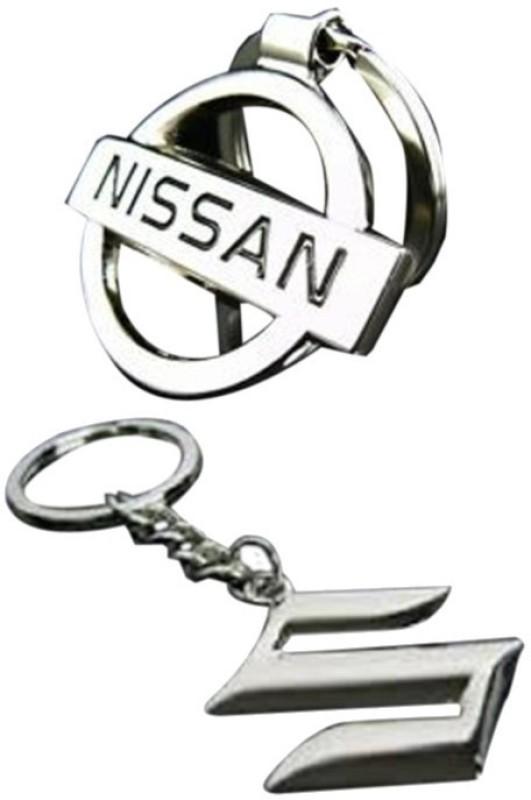 Alexus Nissan And Suzuki Key Chain