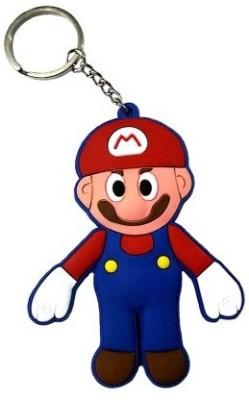 ABZR ABZR Mario Rubber KEYCHAIN Key Chain