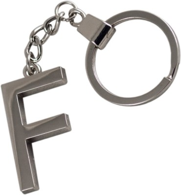 Forty Creek Letter F Key Chain