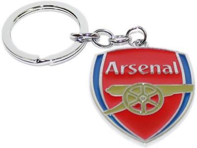 Aura Arsenal Football Club Full Metal Imported Locking Key Chain