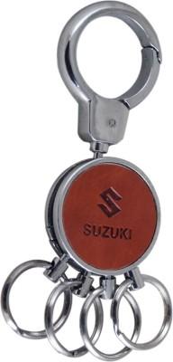 Forty Creek Suzuki Four Hooks Locking Key Chain