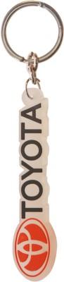 Spotdeal SDL177 TATA Silicone Key Chain(Multicolor) Key Chain