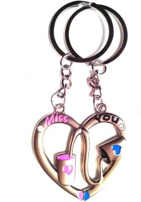 KeepSake Miss You Key Chain