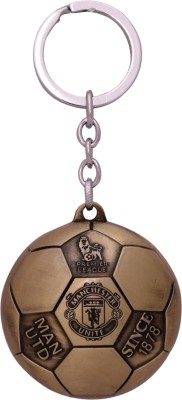 Zeroza Manchester Football Shape With Bottle Opener FC16 Key Chain