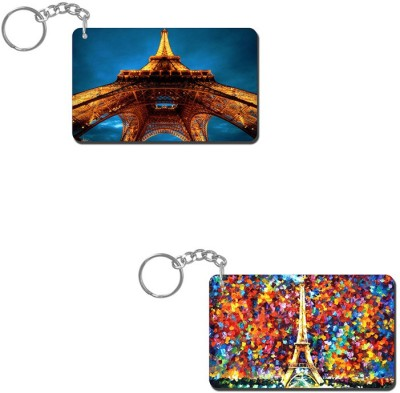 Lovely Collection Eiffel Tower Key Chain