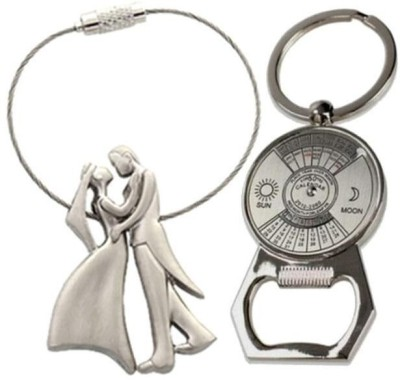 i-gadgets bridegroom calendarbottleopener Key Chain