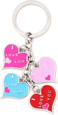 THINKSTERS I love you keychain Carabiner