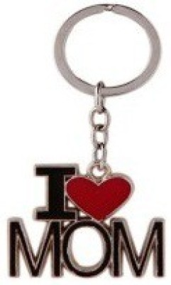 Abzr Lovable I Love mom Carabiner