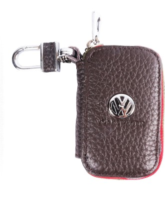 Heaven Deal Leather Key Chain Carabiner