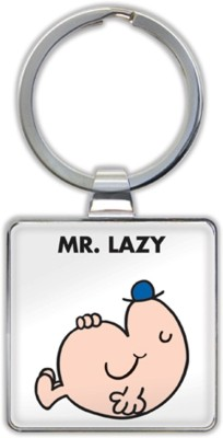That Company called If MR. LAZY KEYRING Key Chain