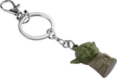 4amimex keyyoda001 Key Chain