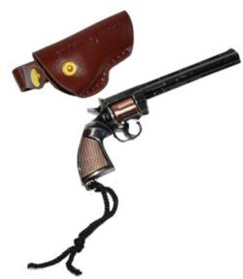 Mayursflora Gun Keychain Locking Key Chain