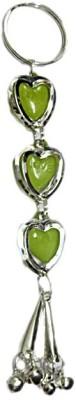 DCS Fancy keychain(Green) Locking Carabiner