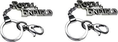 FCS Big Royal Enfields Locking Key Chain