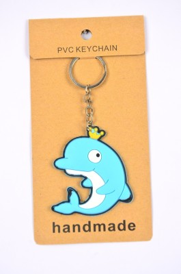 Shrisay Ventures Dolphin Pack Of 2 Key Chain
