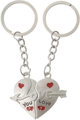 ShopeGift Love You HRT BNT Arrow Key Chain