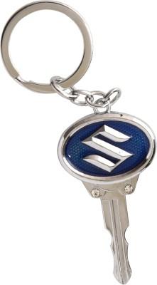 Oyedeal Suzuki Key Shape Metal KYCN1744 Key Chain