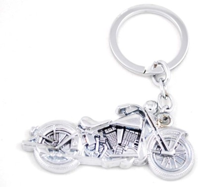 New Pinch Bike Metal Key Chain
