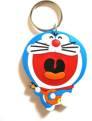 Optimum Deal Cute Doraeoman Figure Double Sided Key Chain