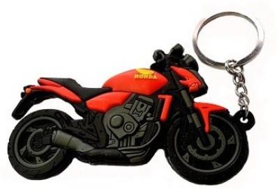 Accessory Bazar Abzr Smart Honda Bike Rubber Key Key Chain