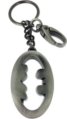 Warner Bros Batman Metal Keychain Carabiner
