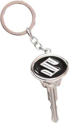 Oyedeal Suzuki Key Shape Metal KYCN1745 Key Chain