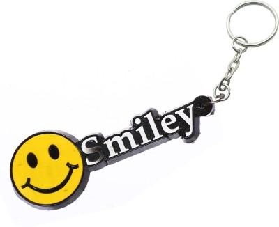 Confident Smily Non metal Key Chain