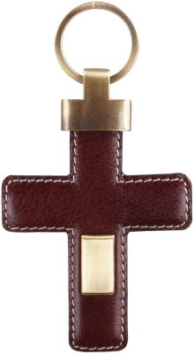 Clubb Cross Keyring Locking Key Chain