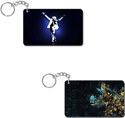 Lovely Collection Yo Dance Key Chain