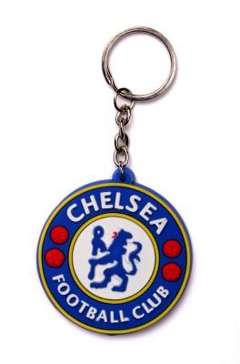 JDK Chelsea Football Club Design Key Chain