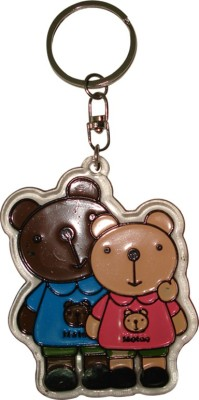 SSD boy and girl Key Chain