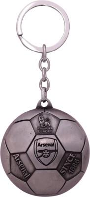 Zeroza Arsenal Football Shape With Bottle Opener FC14 Key Chain